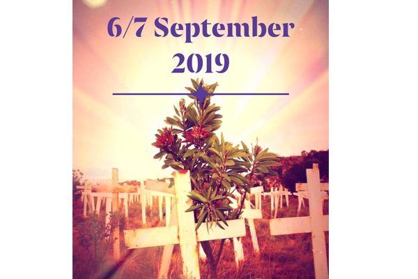 Farm murders: 'White cross monument'- ceremony 7 September 2019