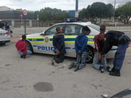 Teenage hijackers nabbed after swift response, PE. Photo: SAPS