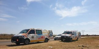 Four children Injured in stampede, Gauteng
