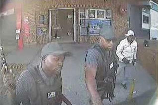 Kriel CIT robbery: Police seek heavily armed uniformed suspects. Photo: SAPS