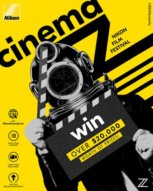 Nikon ME Launches Film Festival - Cinema Z