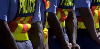 Operation Lockdown cracks the whip on violence, looting, Samora Machel, CT. Photo: SAPS