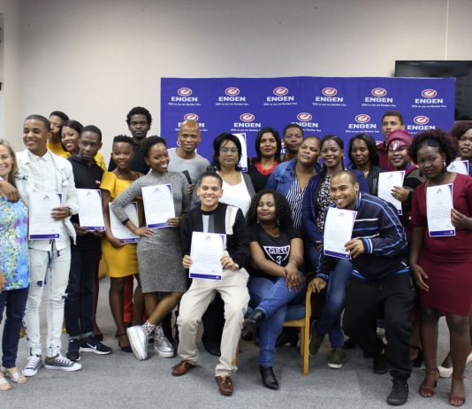 Another 68 South Durbanites graduate from Engen's Computer School