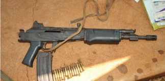 Thohoyandou heavily armed business robbers linked to numerous cases. Photo: SAPS