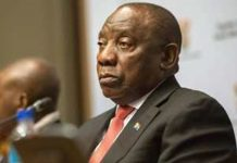 South Africa chaos: Ramaphosa on the defensive. Photo: Die Vryburger