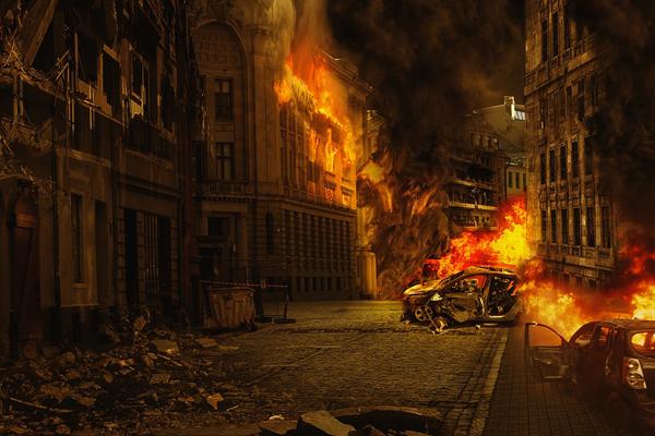 SA's crime crisis is akin to a low-intensity civil war – IRR