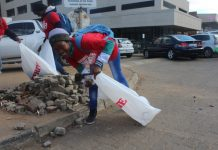 Residents of Soweto fully committed to cleaning their community when they were part of Africa's biggest cleanup staged by the Shoprite Group last year. This year on World Cleanup Day, the retailer will focus on river cleanups.