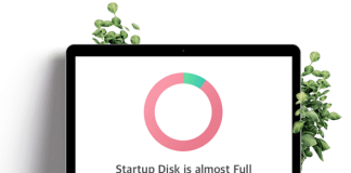 A Great Way To Know Why Your Startup Disk Is Full And How To Fix It
