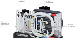 marine air conditioning units