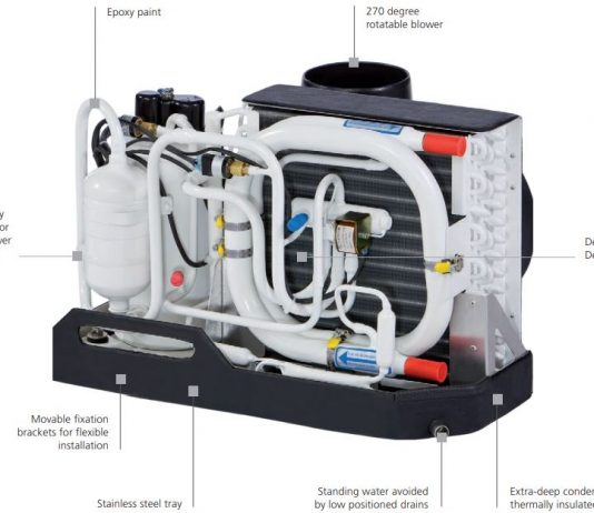 marine air conditioning units