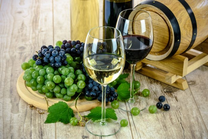 How can you buy the wine of your choice and store it safely?