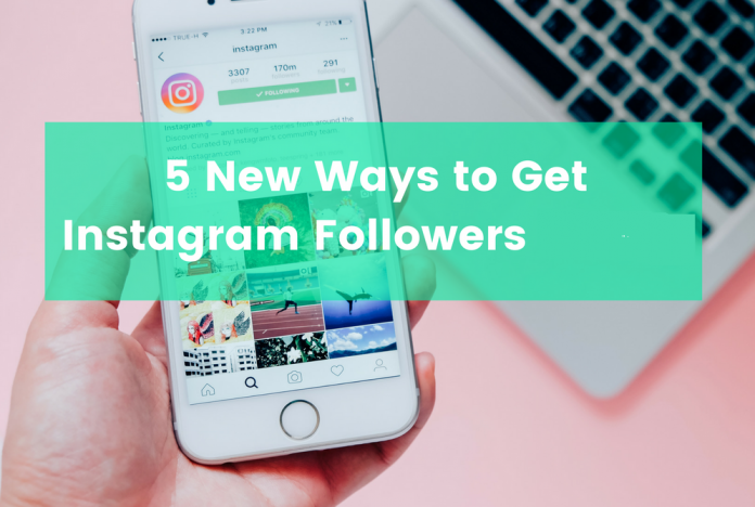5 Ways To Get Real Followers On Instagram
