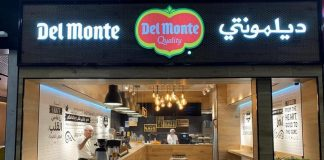 Del Monte Launches First Café in Kuwait at Terminal 4 (T4) at Kuwait International Airport