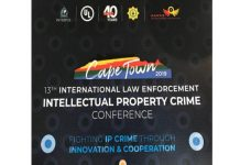 International law enforcement 'intellectual property crime' conference