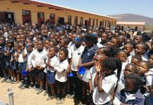 KlevaKidz paraffin safety campaign launches in North West