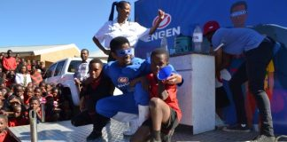 KlevaKidz paraffin safety campaign launches in the Eastern Cape