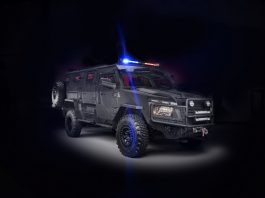 Inkas Launches SWAT Series APCs
