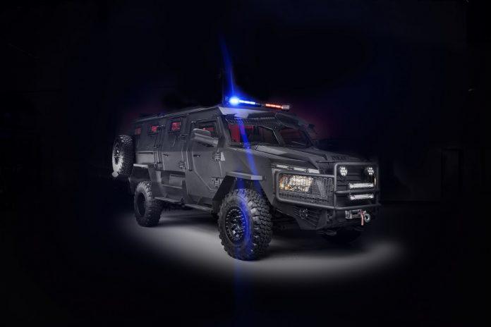 Inkas Launches SWAT Series APCs