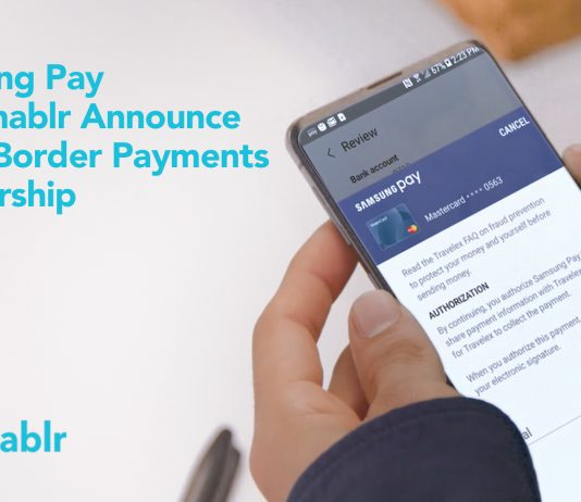 Samsung Pay and Finablr Announce Cross-Border Payments Partnership