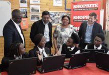 School journalists to benefit from retailer's donation of computers