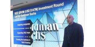 Acronis eyes Middle East market following Goldman Sachs $147 million funding