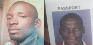 Witpoort escapees, three re-arrested, two still on the run. Photo: SAPS