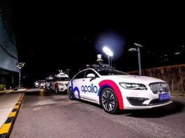 Baidu Apollo U.S. team relocated part of its business back home