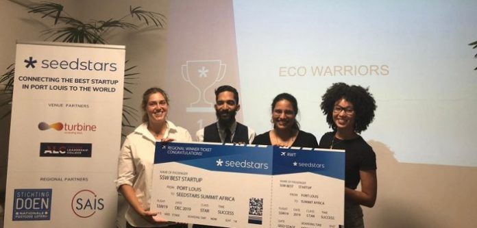 Edu-tainment startup named winner of Seedstars event in Mauritius