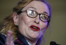 Helen Zille's election as head of the Democratic Alliance's federal council has rattled many. EFE-EPA/Nic Bothma