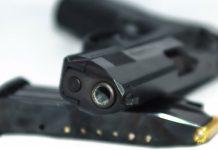Anti gang unit recover firearm, Vastrap
