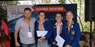 ToekomsVonk's Afrikaans Art and Creative Writing Competition, WINNERS for Primary Schools announced.