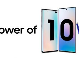 Samsung Launches its Power of 10 Celebration