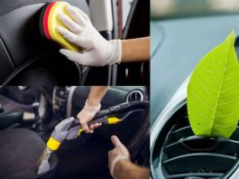 How To Keep Your Car Clean?