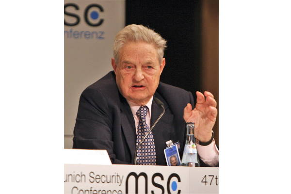George Soros - The man in the shadows. What he really wants.