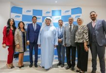 Under the patronage and in the presence of H.E. Sheikh Dr. Saeed bin Tahnoun Al Nahyan unveils 17th clinic of CosmeSurge