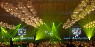 MEPRA Hosts Its Largest-Ever Awards with Almost 500 Guests and 50 Categories Awarded