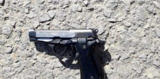 AGU arrest robbery suspect and recover firearm, Port Elizabeth. Photo: SAPS