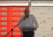 SPAR Eastern Cape sponsorship and events manager Alan Stapleton