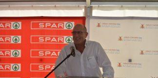 SPAR Eastern Cape sponsorship and events manager Alan Stapleton