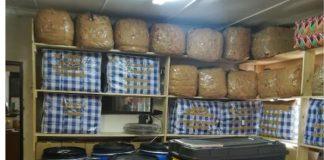 Cannabis lab raided: Hawks recover R3 mil worth of dagga, Brits. Photo: SAPS