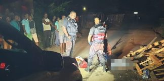 Man killed, gunmen open fire on security officers, Canelands Photo: RUSA