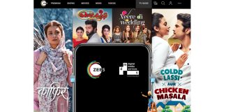 DMS Appointed As the Exclusive Media Representative for ZEE5 across the Middle East Market