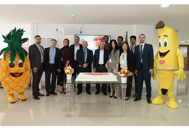 Del Monte Opens Its Fresh-Cut Facility in Kuwait
