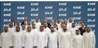 Mohamed bin Zayed Inaugurates EDGE, An Advanced Technology Conglomerate