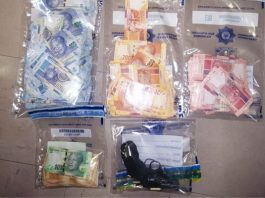 Kathu 'Pep stores' armed robbery, 2 suspects arrested. Photo: SAPS