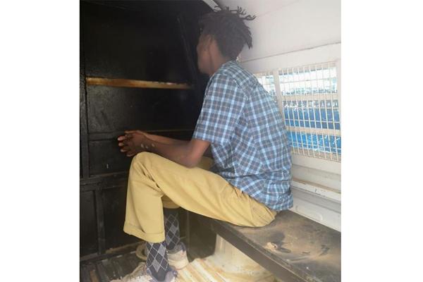 Woman (59) murdered in her home, suspect behind bars, Mothibistad. Photo: SAPS