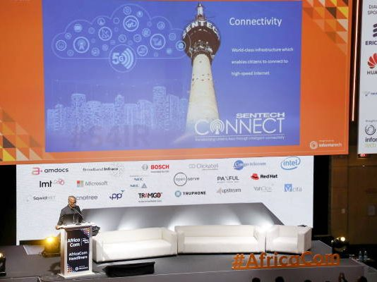 SENTECH CONNNECT: Intelligent Broadband connectivity is transforming citizen lives.