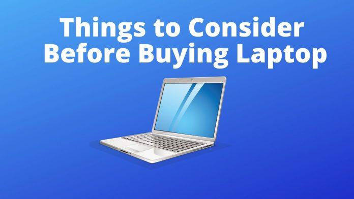 How to Pick the Best Laptop for Your Needs