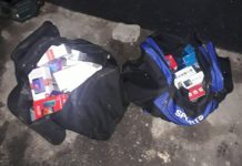 Randburg 'Total Sports' armed robbery, suspect arrested in JHB central. Photo: SAPS