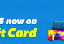 Now avail EMIs on your Debit Card